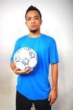 Fußball-Spieler Stockbilder
