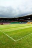 Fußball-Stadion Stockfotos