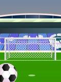 Fußball stadium Stockbilder