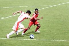 Fußball-Tätigkeit Stockfotos