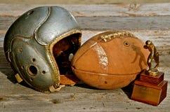 Fußball-Träume von gestern lizenzfreies stockfoto