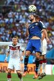 Fußball-Weltcup lizenzfreie stockbilder