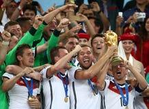 Fußball-Weltcup Stockfotografie