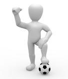 Fußball-Weltcup stock abbildung