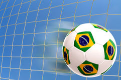 Fußball-Weltcup 2014 Stockbilder