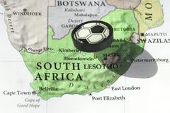 Fußball-Weltcup Südafrika 2010 Lizenzfreies Stockfoto