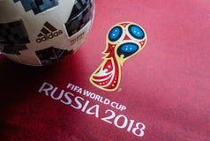 Fußball-Weltmeisterschaft Stockbild