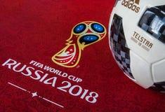 Fußball-Weltmeisterschaft Stockfotografie