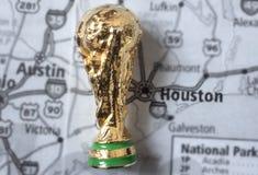 Fußball-Weltmeisterschaft lizenzfreies stockfoto
