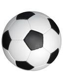Fußballkerbe, umrissen Stockbild