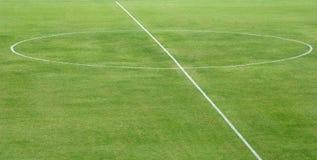 Fußballkreis Stockbild