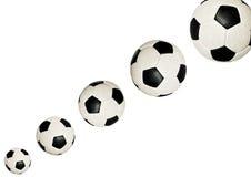 Fußballkugeln Stockbilder