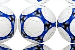 Fußballkugeln Lizenzfreie Stockbilder