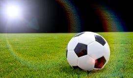 Fußballlicht Stockbilder