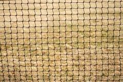 Fußballnetz Lizenzfreie Stockfotografie
