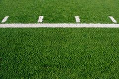 Fußballplatz Stockfotografie