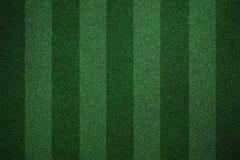 Fußballplatzhintergrund Stockfotos