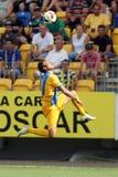 Fußballspieler - Adrian Mutu Lizenzfreie Stockfotografie