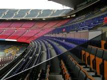 Fußballstadion Stockfotos