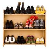Fußbekleidung Stockfotos