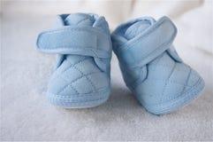 Fußbekleidung der Kinder Lizenzfreie Stockfotografie