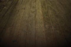 Fußboden der hölzernen Vorstände Lizenzfreie Stockfotos