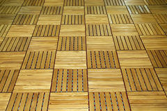 Fußbodenheizung Lizenzfreies Stockfoto