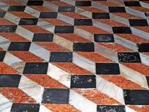 Fußbodenhintergrund Stockfoto