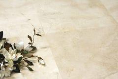 Fußbodenmarmor Lizenzfreies Stockbild