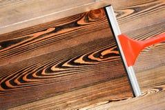 Fußbodenreinigung Lizenzfreie Stockbilder