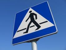 Fußgänger Lizenzfreies Stockbild