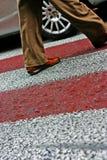Fußgänger Lizenzfreie Stockfotografie