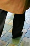 Fußgänger Stockbild