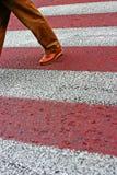Fußgänger Lizenzfreie Stockbilder