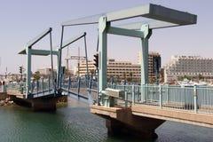 Fußgängerbrücke in Mrina Elat Lizenzfreie Stockfotos