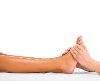 Fußmassage Lizenzfreie Stockfotografie