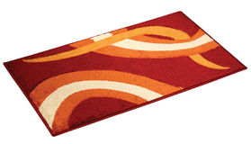 Fußmatte, getrennt Lizenzfreies Stockfoto