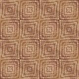 Fußmatten-nahtlose Beschaffenheit Lizenzfreie Stockbilder