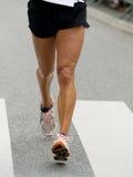 Fußrennen Lizenzfreie Stockbilder