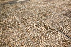 Fußweg stoney lizenzfreie stockfotos