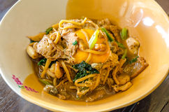 Fu jian chao mian or Pad Mee Hokkien Royalty Free Stock Photography