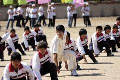 fu kung 免版税库存照片