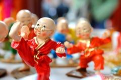 fu kung shaolin 免版税库存图片