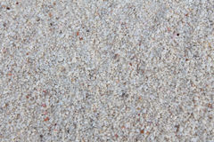 从Fuahmulah海滩的石渣 免版税库存图片
