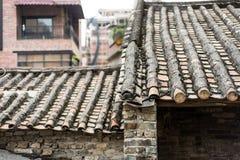 Fubao folk house Stock Photo