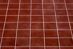 Fußbodenfliesen Stockfotografie