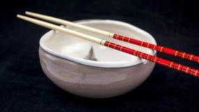 Fuchidaka и красное hashi стоковое фото