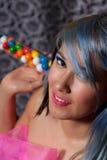 Fuchsia Beauty Stock Photography