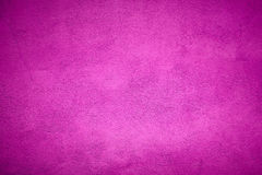 Fuchsia color painting background. Abstract fuchsia plaster wall texture. Background and texture royalty free stock image