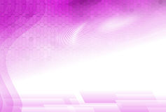 Fuchsia Pink Template Royalty Free Stock Images